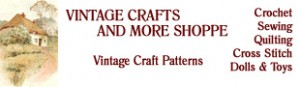 vintage crafts and more ebay store