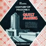 Century of Progress in Quilt Making Pattern Booklet and Quilt Contest Controversy