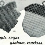 Autumn is here! Potholder Crochet Patterns and Recipe
