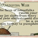 Antique Thanksgiving Day Postcards