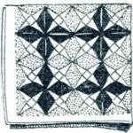 1930 Kaleidoscope Kansas City Star Quilt Pattern