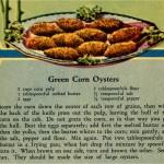 St. Patrick's Day Green Recipes from 1929