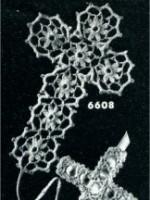 Crochet and Tatted Cross Book Mark Patterns – Fan Freebie