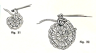 Rounds of Single Crochet