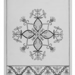 Make Your Own Designs – Antique Floral Embroidery Patterns