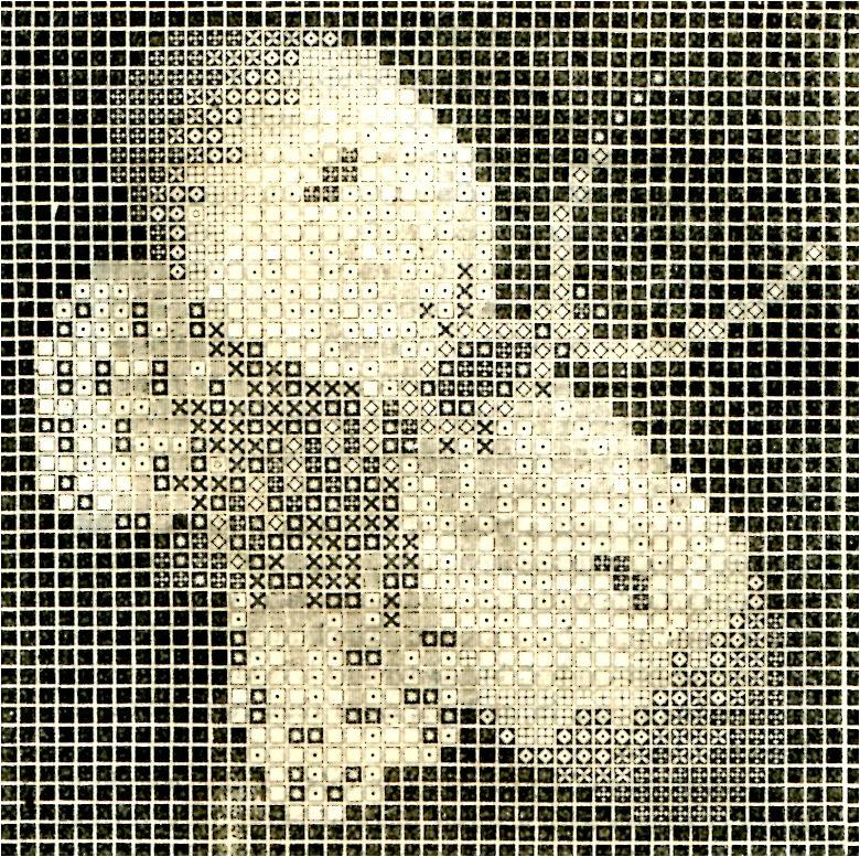 butterfly cross stitch pattern Archives - Vintage Crafts ...  Vintage Butterfly Chart