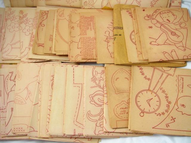 Vintage Colonial Woman Free Embroidery Transfer Pattern Vtns Fan
