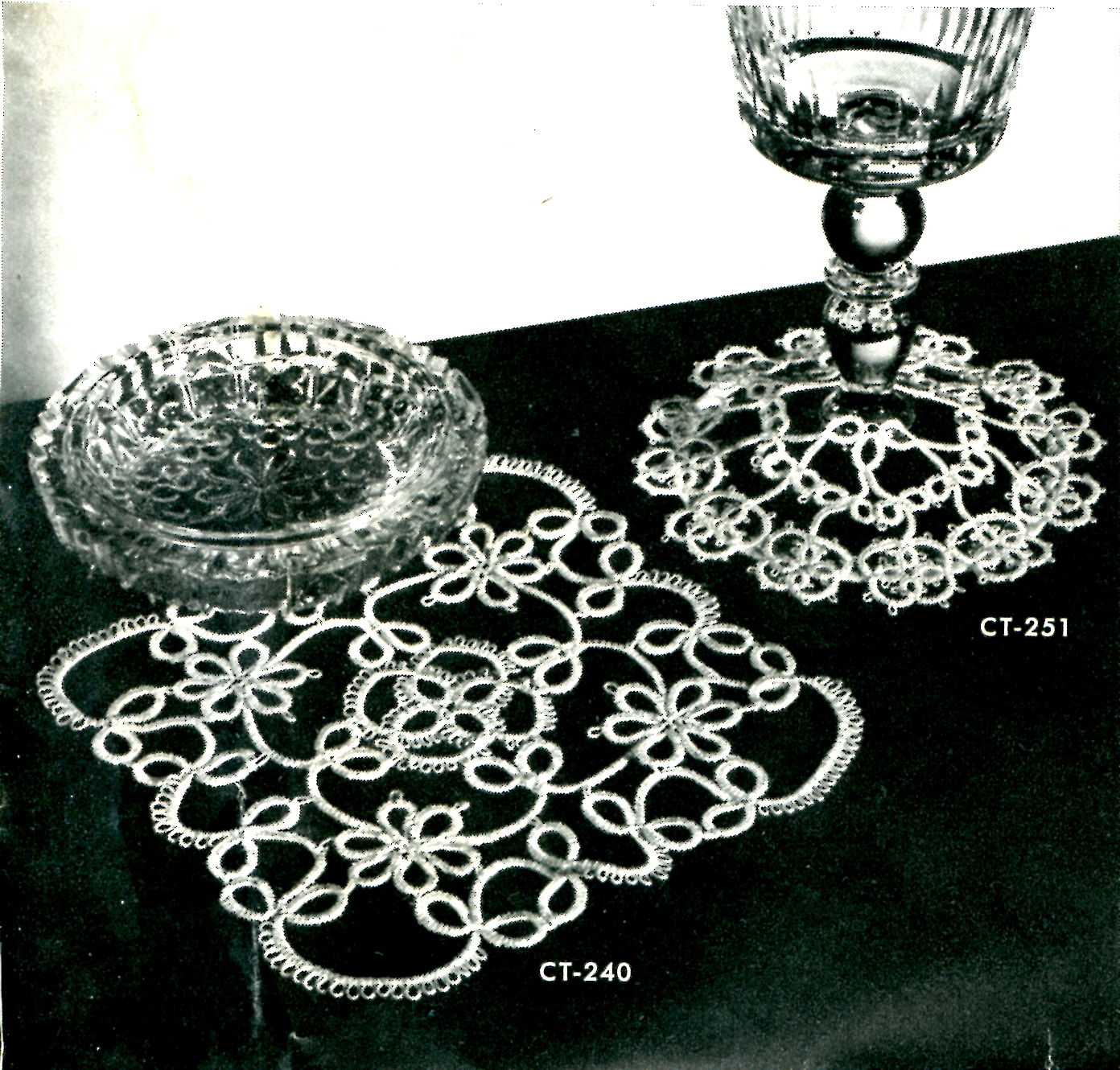 ... Cotton Company booklet dated 1949, called Fine Crochet and Tatting
