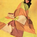 Vintage Knitting – Cozy and Easy to Knit Afghan Pattern