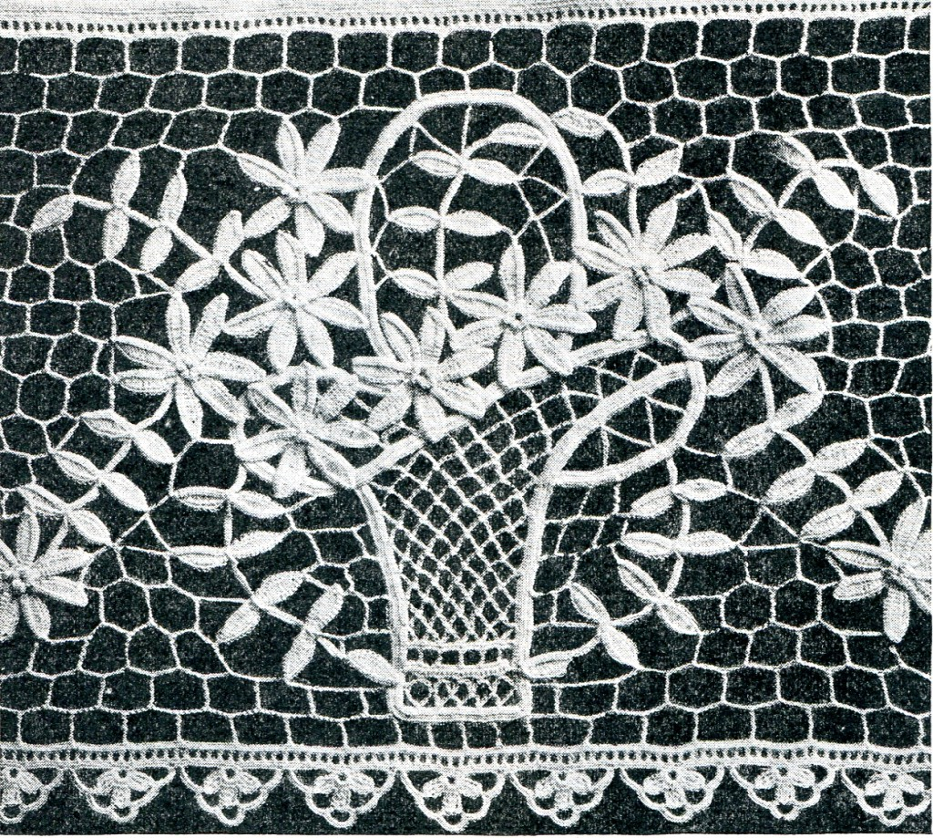 Vintage Crafts and More - Irish Crochet Pattern