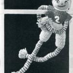 Vintage Yarn Football Doodle Doll Pattern – VTNS Fan Freebie