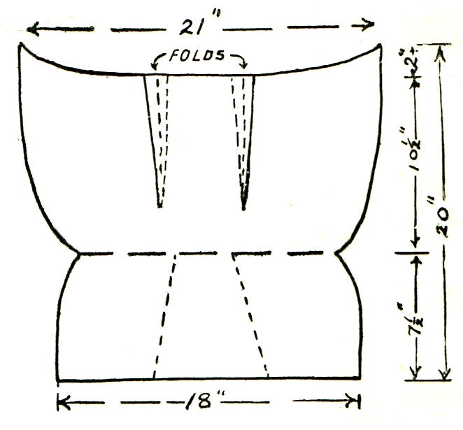 Vintage Crafts And More   Garden Tool Apron Pattern
