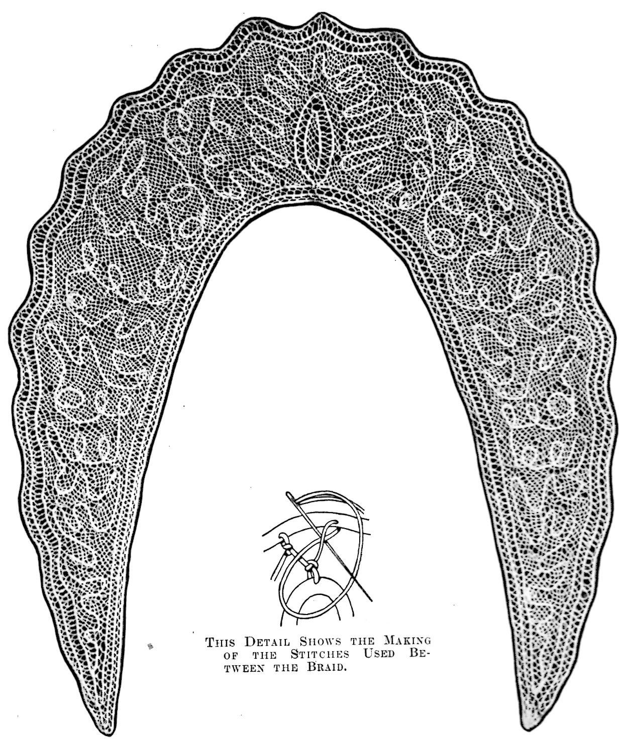 Lace Wonderful Lace!! Vintage Article on Bohemian Lace