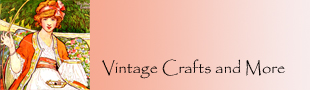 Vintage Crafts and More Shoppe