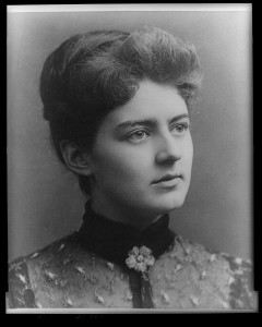 Library of Congress - Frances Folsom Cleveland