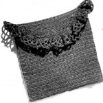Half Double Crochet Vanity Case Pattern