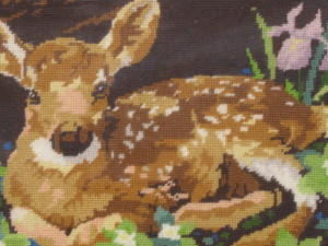 Quick Introduction to Needlepoint - Vintage Crafts and More