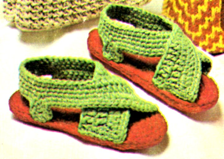 Crochet Patterns And Yarn : When I first saw them, they reminded be a little of a bohemian or ...