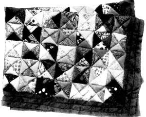 Puff Quilt Pattern Photo - Vintage Crafts and More