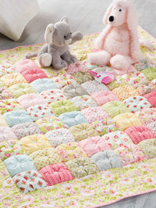annies puff quilt pattern download for sale