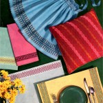 Swedish Weaving Patterns for Towels, Place Mats and an Apron