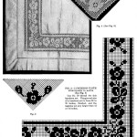 Filet Crochet Luncheon Set Pattern – VTNS Fan Freebie