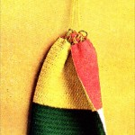Retro Beach Bag Crochet Pattern VTNS Fan Freebie