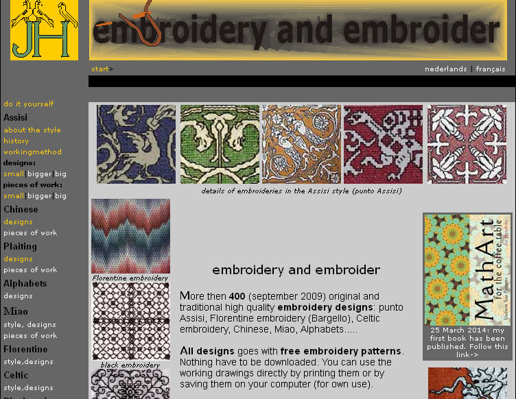 Embroidery and Embroider