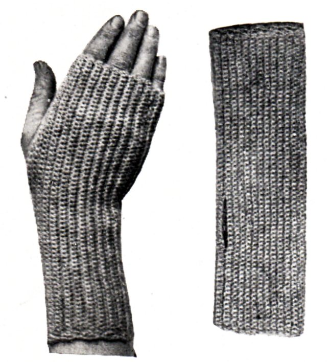 Fingerless Mitts And Wristlets Crochet And Knitting Patterns