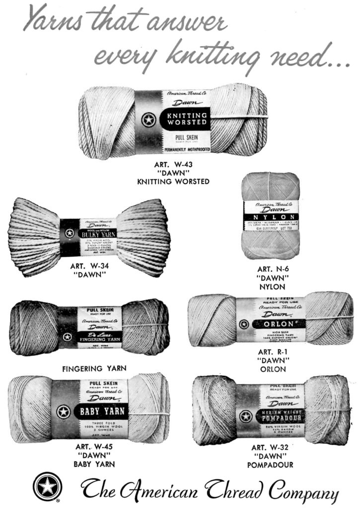 American Thread Yarns