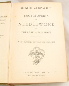 Encyclopdedia of Needlework by Terese de Dillmont Cover Page