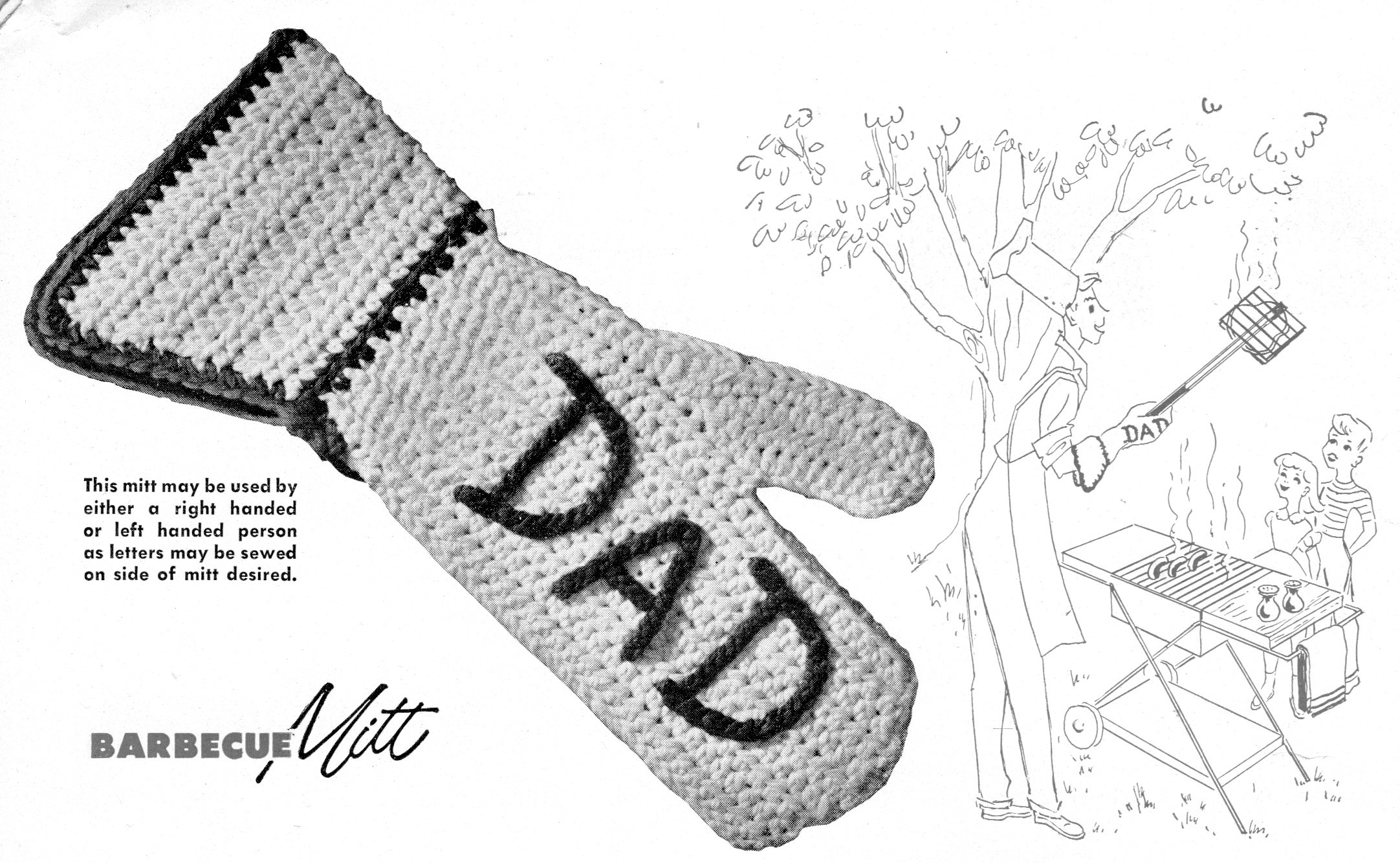 Crochet Pattern Our Father : Fathers Day Gift Archives - Vintage Crafts and More