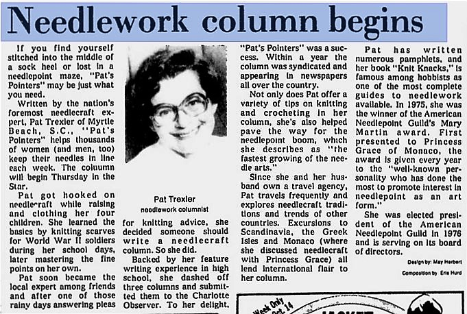 needlework-column-wilmington-star-news-1978