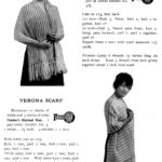 Fleisher's Knitting & Crocheting Manual Knitted Scarf Patterns