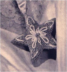 Star Sachet or Stuffed Star Ornament Crochet Pattern