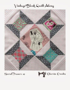 Charise Creates Vintage Block Quilt Along
