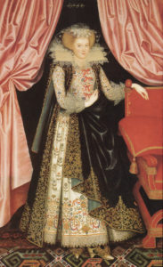 Jacobean Embroidery Clothing