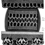 Armenian Edging Stitch Instructions from a 1925 Star Needlework Journal Magazine