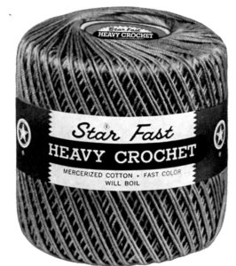 Star Fast Heavy Crochet Cotton Crochet Bag Pattern