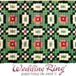 Pom Pon Rug Pattern for a Fluff Rug called Wedding Ring