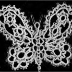 Tatting Butterfly Pattern Instructions 1916 Corticelli Booklet