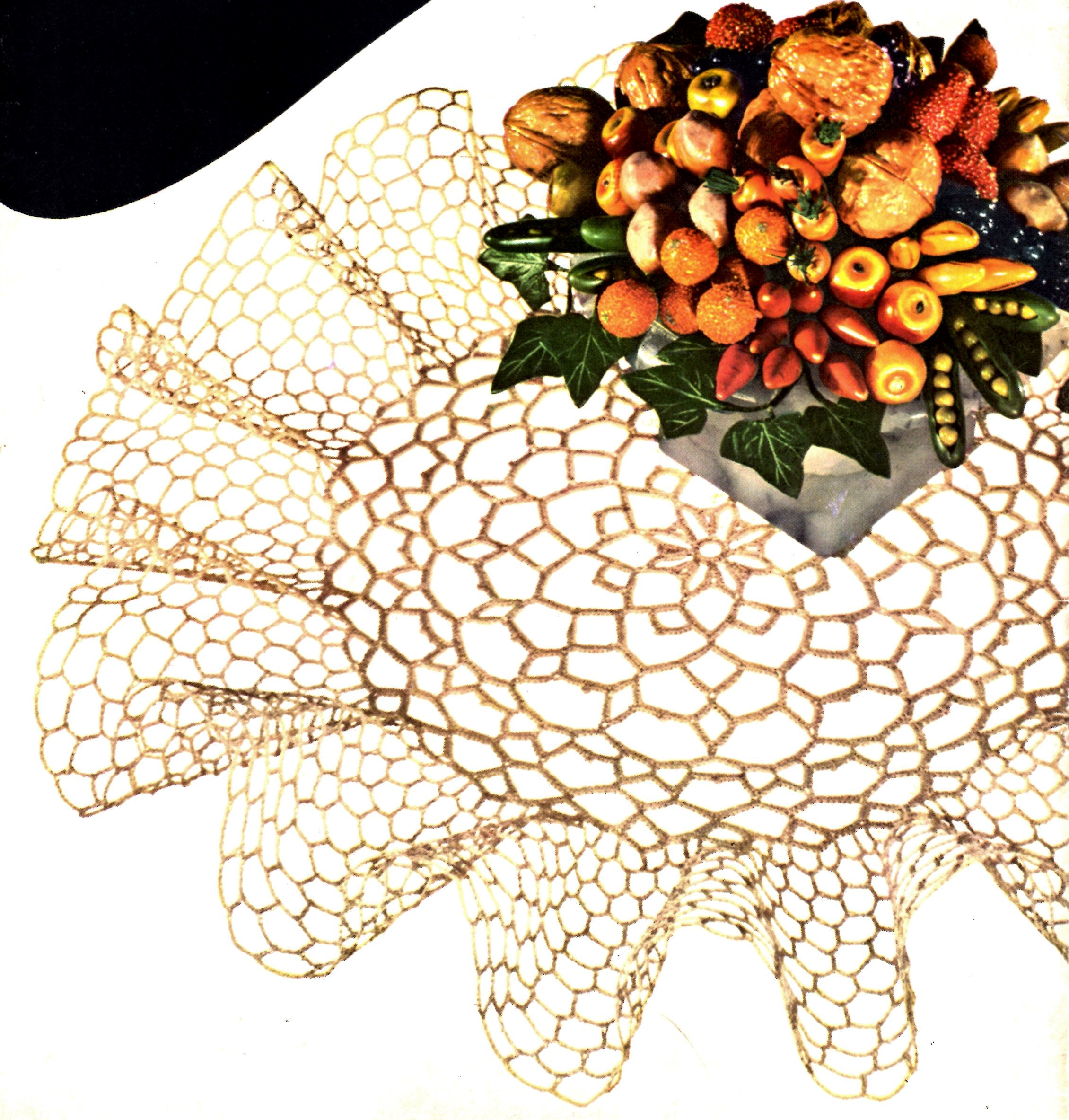 Doily Archives - Vintage Crafts and More