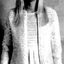 Vintage Crochet Pattern for a Bangle Jacket