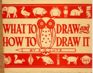 What To Draw and How To Draw It Cover Page