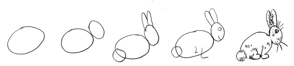How to Draw a Bunny Rabbit