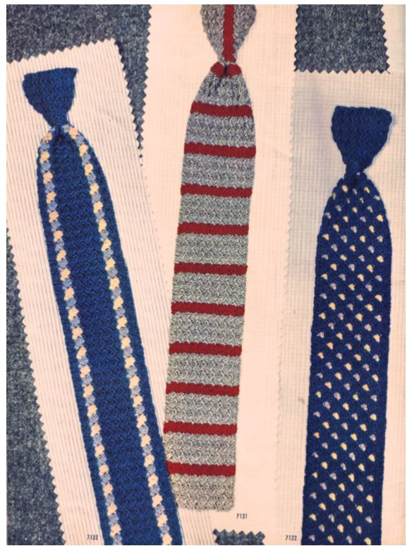 Ties For Men And Boys Hand Crocheted Patterns Vintage Crafts And More
