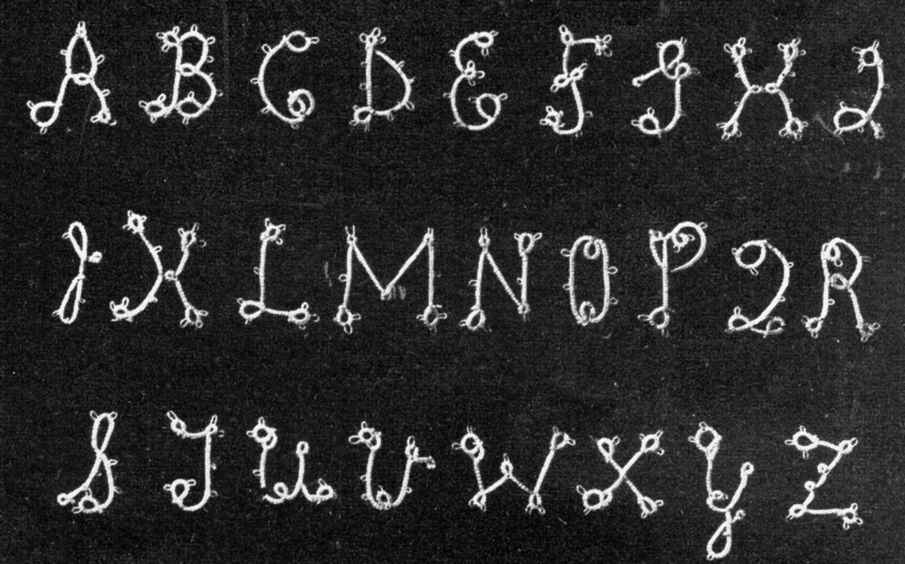 free tatting alphabet patterns with instructions vintage crafts