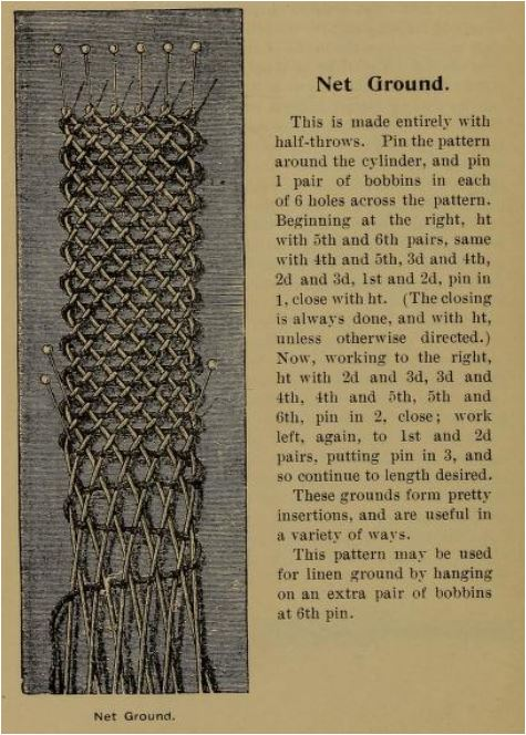 Bobbin Lace Archives Vintage Crafts And More